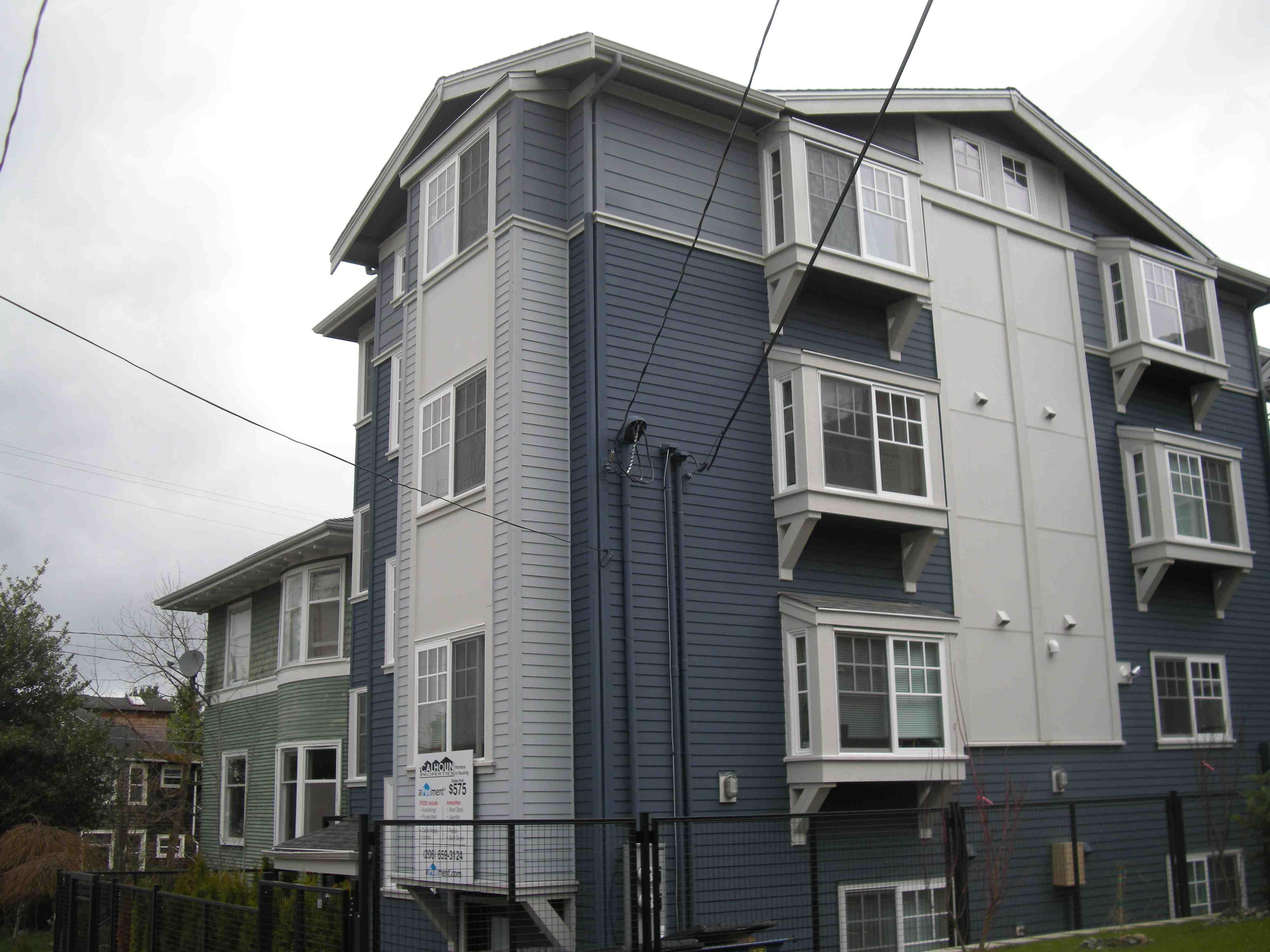 Find out if you live near a lowrise zone too much Built in seattle